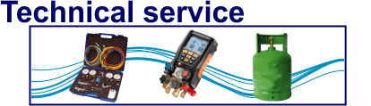 Daclima - Technical service